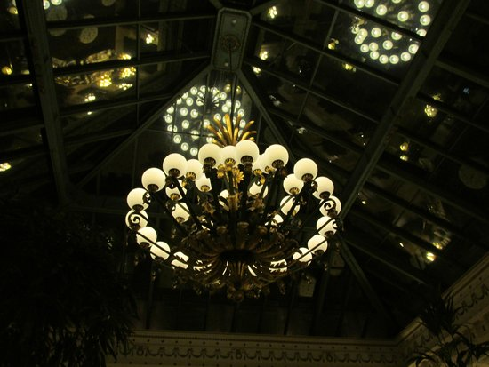 InterContinental Paris Le Grand: Hotel interior