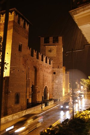 Il Relais della Locanda: night rain