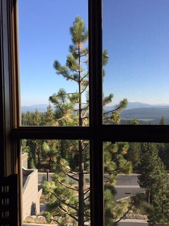 The Ritz-Carlton, Lake Tahoe : the view!