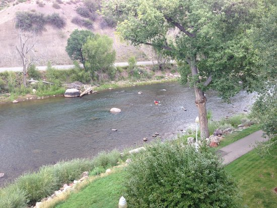DoubleTree by Hilton Durango: View from room 416