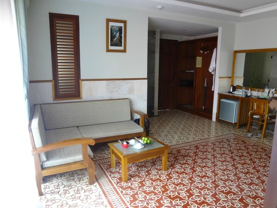 Green Heaven Resort & Spa: Room