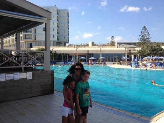 Arina Sand Resort: Το Ξενοδοχείο Arina Sand