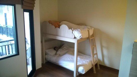 ibis Hua Hin: เตียง 2 ชั้นสำหรับเด็ก
