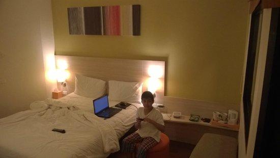 ibis Hua Hin: เตียงนอนสำหรับผู้ใหญ่