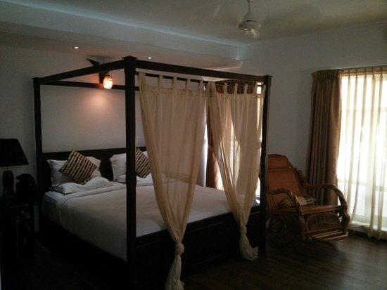 Bright Heritage Hotel room