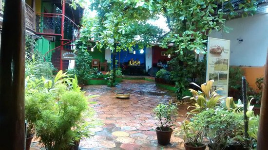 Rossitta Garden Restaurant: Overview of the Cafe Space