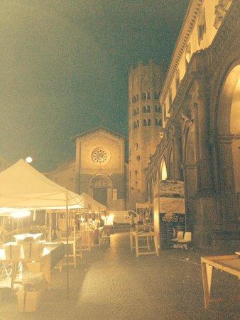 Il Sant'Andrea : La piazza
