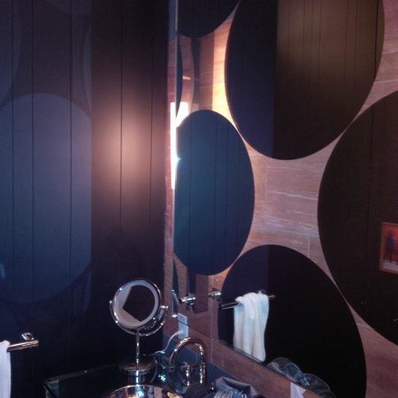 Andaz 5th Avenue: interior bathroom