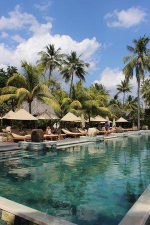 Qunci Villas Hotel: Paradise