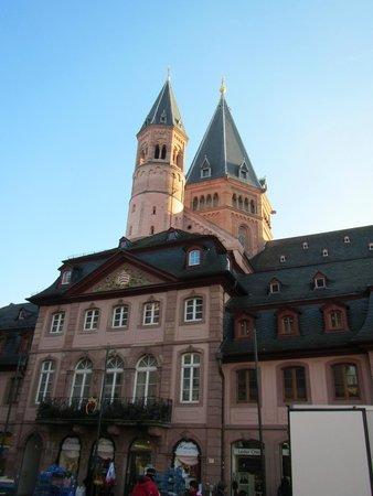 Mainzer Dom: 01