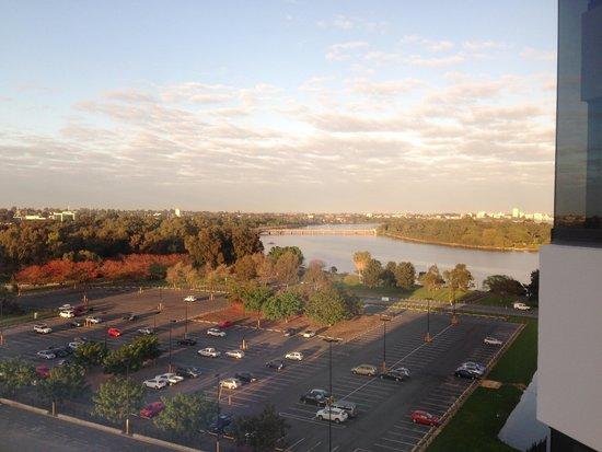 Crown Metropol Perth : view
