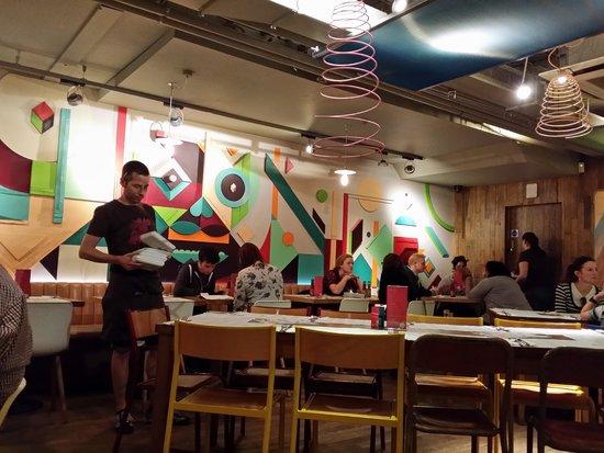 Wahaca Covent Garden: Wahaca Interior