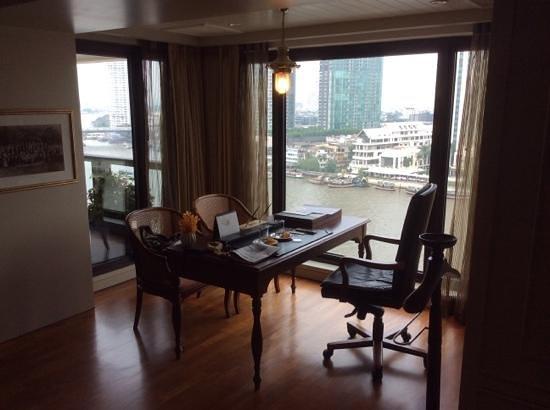 Mandarin Oriental, Bangkok: The Captain Andersen suite