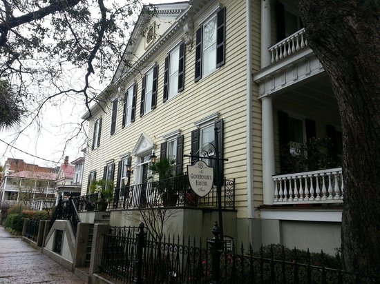 The Governor's House Inn: Awesome place to stay