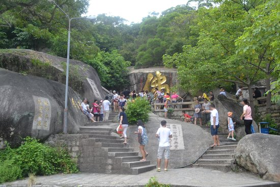 Nanputuo Temple: переход на следующий уровень