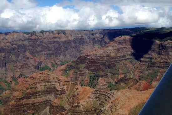 Air Ventures Hawaii: Wiamea Canyon