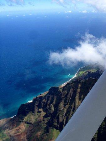 Air Ventures Hawaii: Napali Coast
