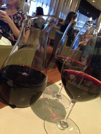 Rockpool Bar & Grill: wine