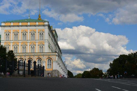 Moskauer Kreml: дворец