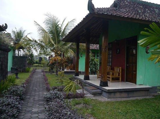 Poeri Devata Resort Hotel : cottage