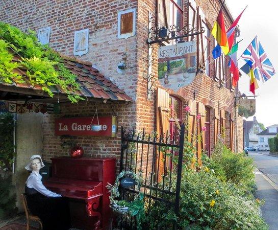 Exterior of La Garenne
