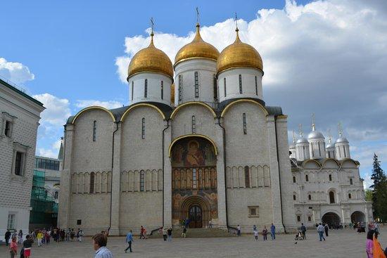 Moskauer Kreml: соборы. Кремля