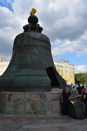 Moskauer Kreml: царь-колокол
