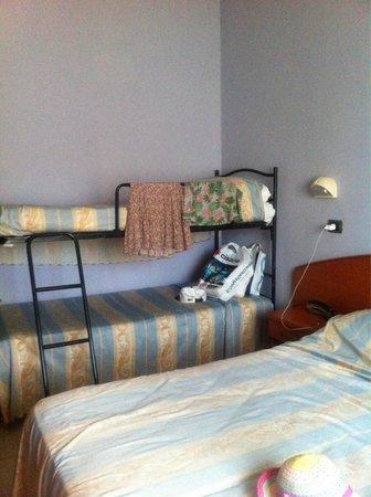 Hotel Playa: Комната 118