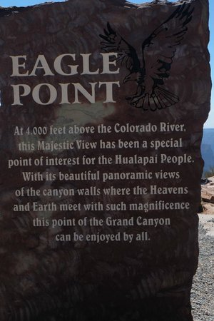 Grand Canyon: @ Eagle Point - The Facts