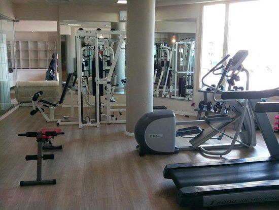 Leonardo Plaza Hotel Dead Sea : חדר הכושר