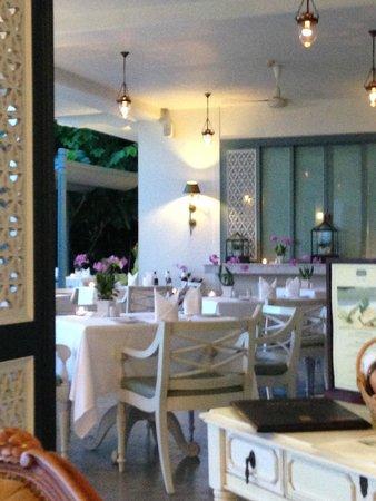 Devasom Hua Hin Resort : Restaurant