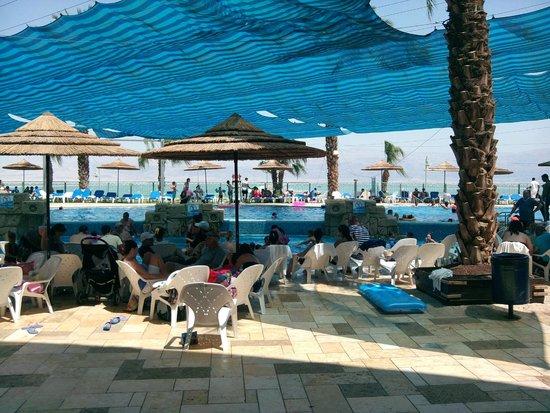 Leonardo Plaza Hotel Dead Sea : אזור הבריכה המקורה