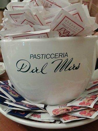 Dal Mas Pasticceria : Sugar sugar sugar...