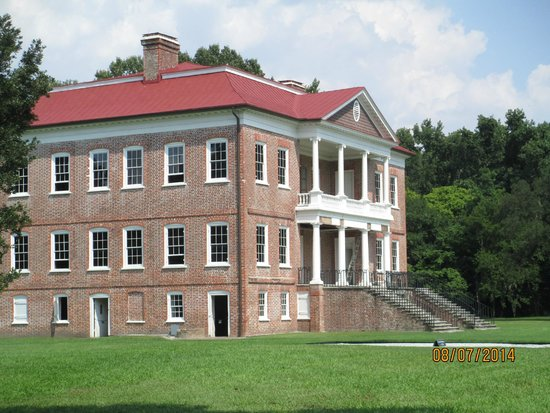 Drayton Hall : Coquille vide