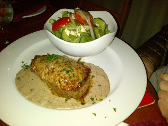 Seasons at Diemersfontein: Fillet steak