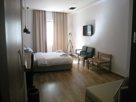 A for Athens: Agréable chambre standard