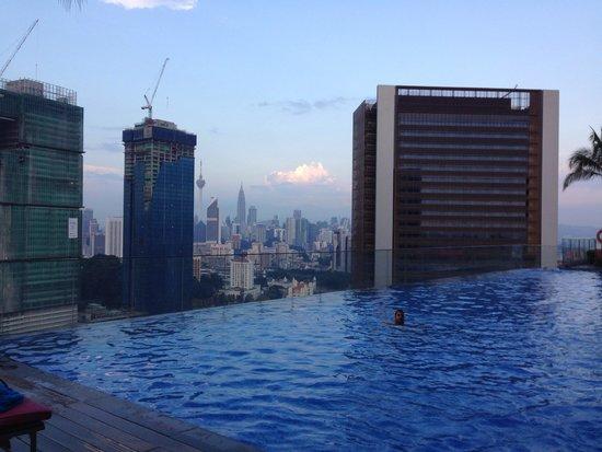 Restaurant Aloft Hotel Kl Picture Of Aloft Kuala Lumpur Sentral Kuala Lumpur Tripadvisor