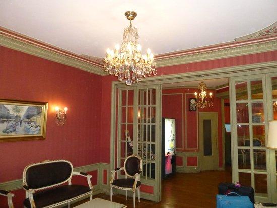 Paris France Hotel: Lobby 2