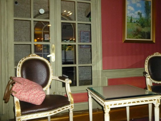 Paris France Hotel: Lobby