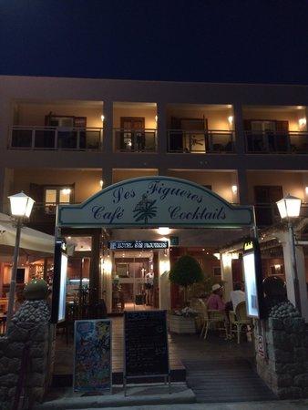 Hotel Ses Figueres: Hotel ses Fiqueres