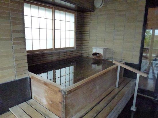 Senami Grand Hotel Haginoya: 貸切風呂