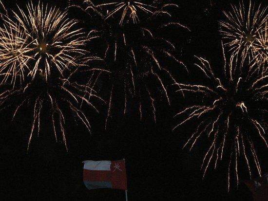 Ragley Hall, Park and Gardens : Fantastic fireworks!