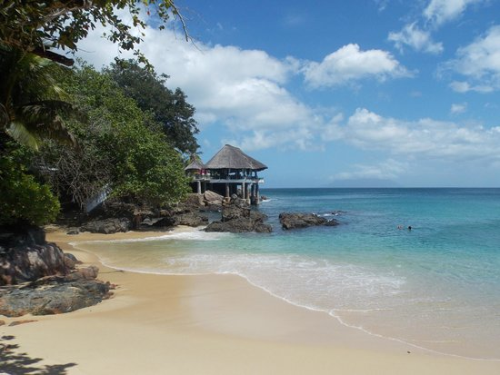 Sunset Beach Hotel : Strand