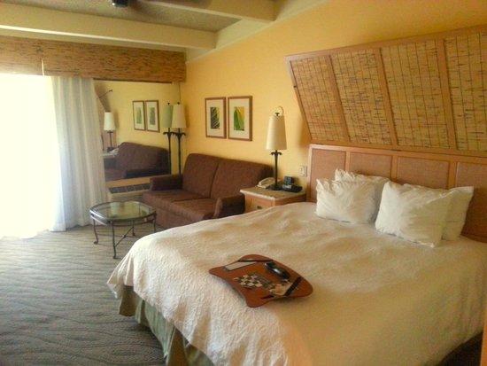 Hampton Inn Key Largo: chambre