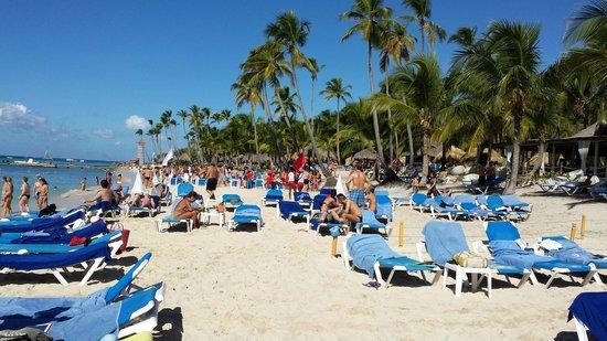 Catalonia Gran Dominicus : spiaggia