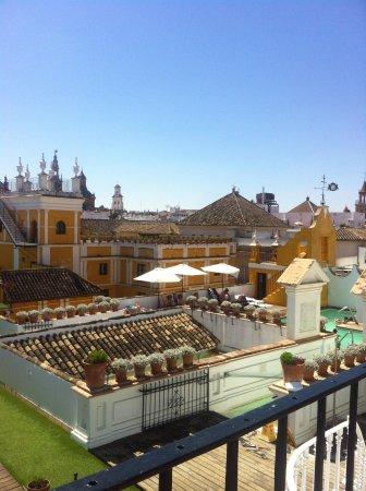 Las Casas de la Juderia: piscina