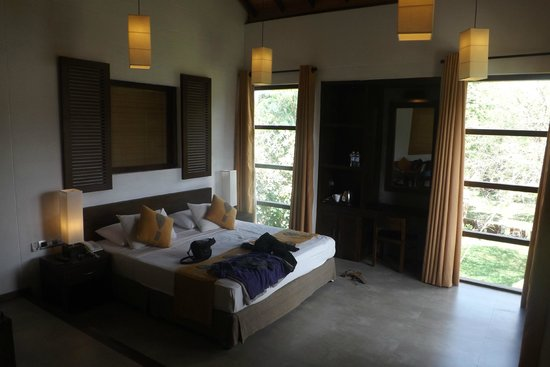 Hotel Chandrika: Main room