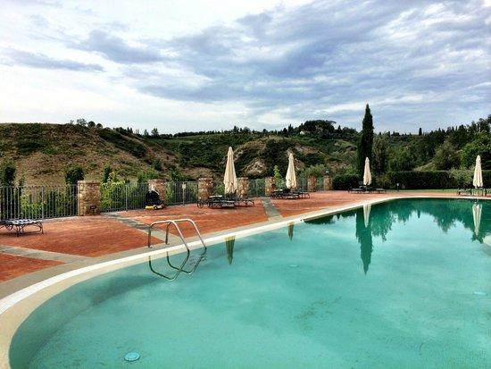 Villa i Laghi: pool
