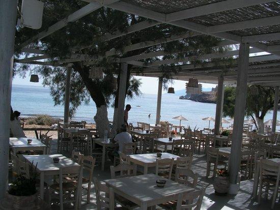 Koumpara Seafood Restaurant: KOUMBARA RESTAURANT