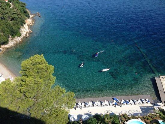 Lafodia Hotel & Resort: Vista dalla camera